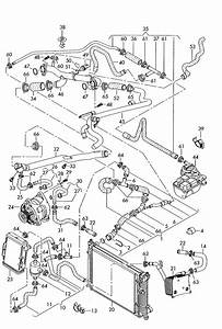 2005 Audi A4 Cabriolet Distributor Piece  Adaptor  Tpiece