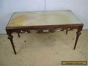 antique vintage beautiful french louis xvi carved marble With antique marble coffee table for sale