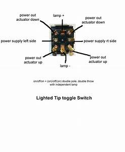 Dpdt8term On Carling Toggle Switch Wiring Diagram In 2019