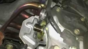 2006 Honda Accord Oil Change 2 4l 4cyl