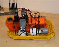 Homemade Underwater ROV