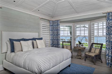 florida beach cottage beach style bedroom