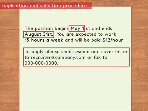 proper email format for sending resume