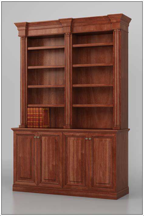 Atlanta, Ga Custom Bookcase & Library Design — Atlanta