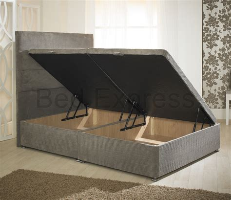 Divan Ottoman Bed by Ottoman Divan Storage Bed Single King Size