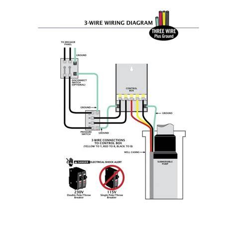 Square Well Pump Pressure Switch Wiring Diagram