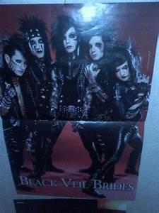 Black Veil Brides Poster by Feaxxx on DeviantArt
