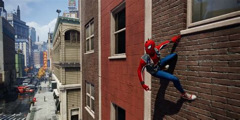 Spiderman Ps4 Details Mary Jane, No Microtransactions