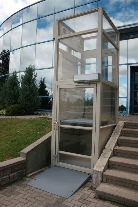 savaria v 1504 vertical platform lift new jersey