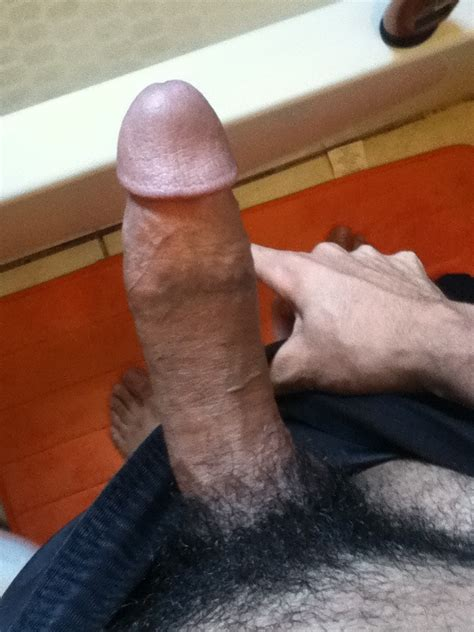 Big Mexican Cock Selfie