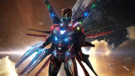 iron man avengers endgame   hd wallpaper