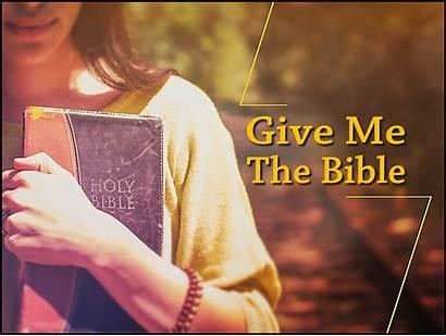 Give Bible Tim Focus Jennings