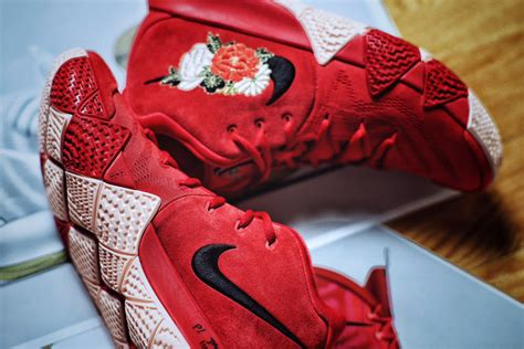 This Nike Kyrie 4 'chinese New Year' Is Inspired By