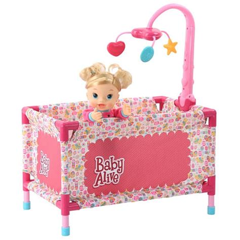baby alive crib infomommy insight new baby alive gear is simply adorable