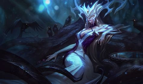 coven lissandra lol wallpapers