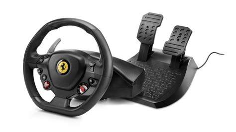 thrustmaster  ferrari  gtb edition wheel announced