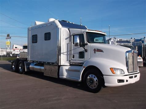 custom kenworth for sale 2013 kenworth t660 with 132 quot custom bunk for sale in fort