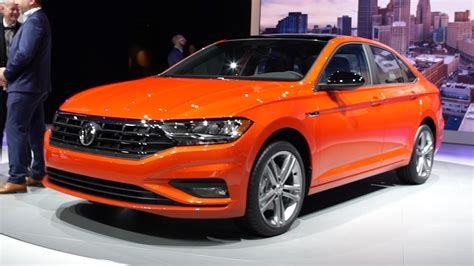 New 2019 Volkswagen Jetta Grows In Size But Shrinks In