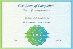 Safety Award Certificate Sample Gallery Certificate Design And ...