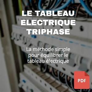 Livre L Installation Electrique : dimensionner le tableau lectrique triphas r alisez ~ Premium-room.com Idées de Décoration