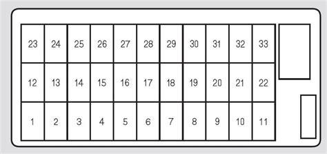 acura tl 2006 fuse box diagram auto genius