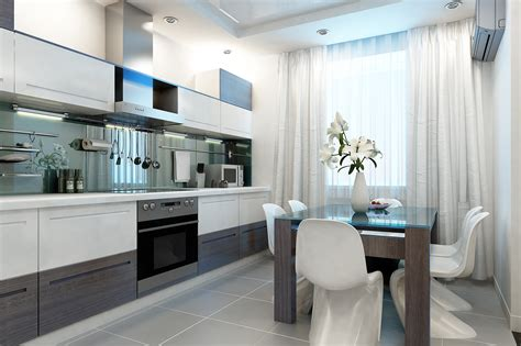 Choose Modern Kitchen Curtains And Show Your Style