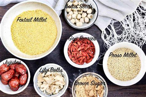 cuisine milet millet porridge a postpartum digestive healer