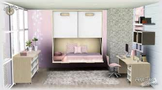 my sims 3 alta bedroom set by simcredible designs