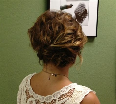 Updo Hairstyles For Hair Casual by 10 Updo Hairstyles For Hair Easy Updos For