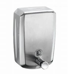 Manual Stainless Steel Soap Dispenser  Ss304