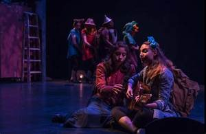 Between Worlds - A Devised Piece | CTX Live Theatre