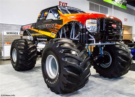 monster trucks trucks for the bigfoot electric monster truck