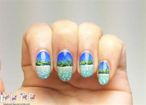 images  tropical nail art  pinterest nail