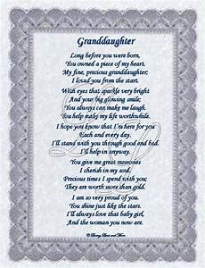 granddaughter poems from grandma granddaughter poem is With letter from grandma to granddaughter