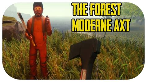 Let's Play The Forest [s2e032] ☆ Moderne Axt & Mutanten