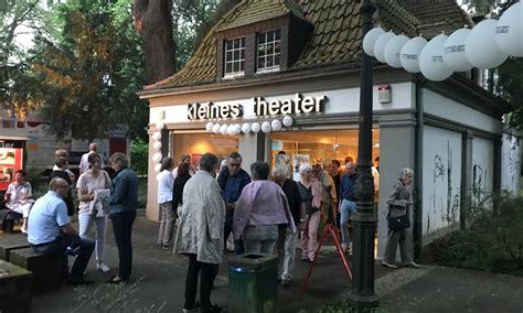 Kleines Theater Bad Godesberg öffnungszeiten by Kleines Theater Bad Godesberg Erhalten Frank Oppermann