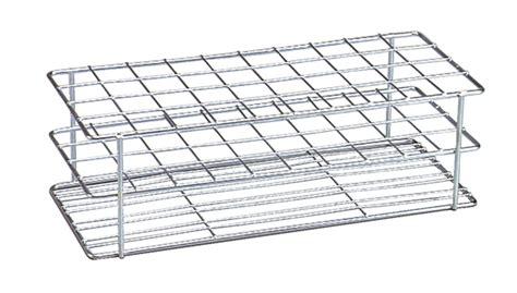 wire test tube rack zinc plated liquidation