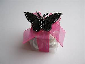 174 best images about pink black and white wedding theme With hot pink wedding favors