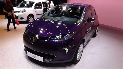 2019 Renault Zoe Z.e. 40 Electric