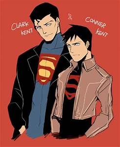 Superman and Superboy - young-justice Photo | DC / Batman ...