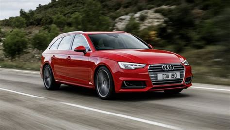 Audi A4 Ultra Review by Audi A4 Avant 20 Tdi Ultra Review Next Green Car