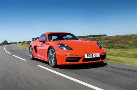 porsche  cayman review  autocar