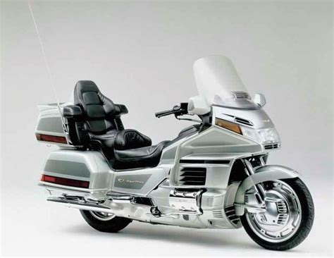 honda gl goldwing   motorcycle review mcn