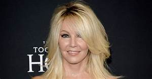 Heather Locklear Hospitalized with Minor Injuries After ...