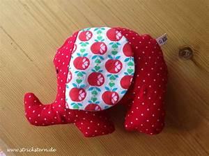 Kissen Nähen Ideen : ein kuscheltier n hen dicker elefant strickstern ~ Markanthonyermac.com Haus und Dekorationen