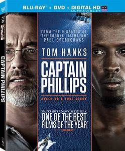 Captain Phillips DVD Release Date January 21, 2014