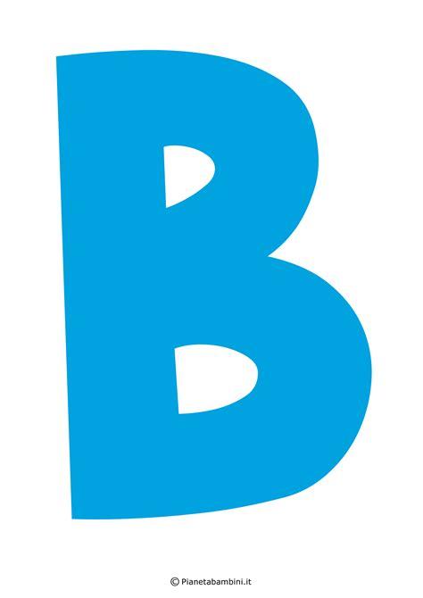 lettere dellalfabeto colorate  grandi da stampare
