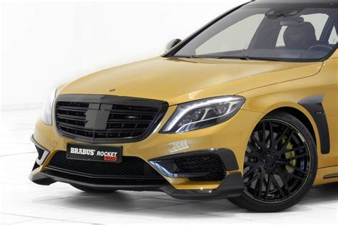 All About That Bling Brabus Rocket 900 Desert Gold