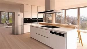 Grundriss Küche Mit Kochinsel : moderne k chen mit kochinsel ~ Bigdaddyawards.com Haus und Dekorationen