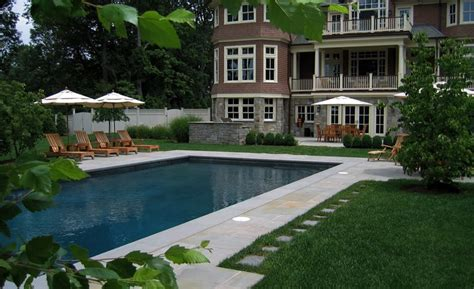 traditional pool westfield nj photo gallery